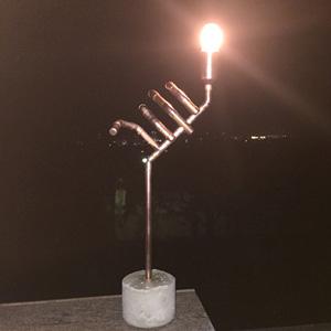 Shaka Lamp